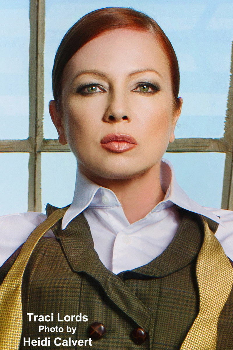 BWW Interview: John Waters' Fav Traci Lords - Now a Woman BEHIND BARS