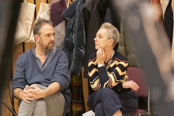 Jeremy Herrin and Vicki Mortimer Photo