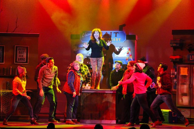 BWW Review: GRUMPY OLD MEN Brings A Heartwarming 'Heat Wave' to Broadway Palm!