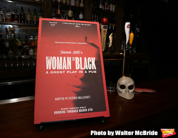 Photo Coverage: Meet the Cast of THE WOMAN IN BLACK