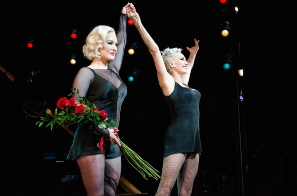 Photo Coverage: Erika Jayne and Paulo Szot Join the Cast of CHICAGO on Broadway