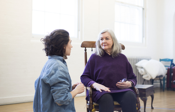 Photo Flash: Inside Rehearsal For THE CROFT at Everyman Theatre