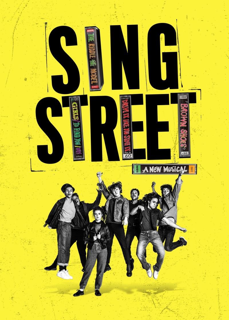 Breaking: SING STREET Will Transfer to Broadway's Lyceum Theatre This Spring