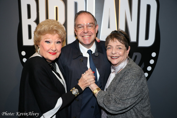 Photo Coverage: 'Marilyn Maye's New Year's Eve Extravaganza' at Birdland Theater, NYC