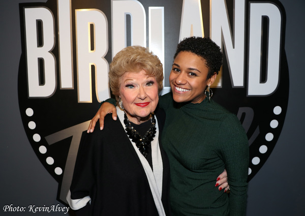 Marilyn Maye, Ariana DeBose Photo