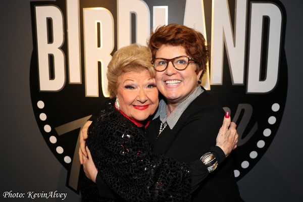Marilyn Maye, Klea Blackhurst Photo
