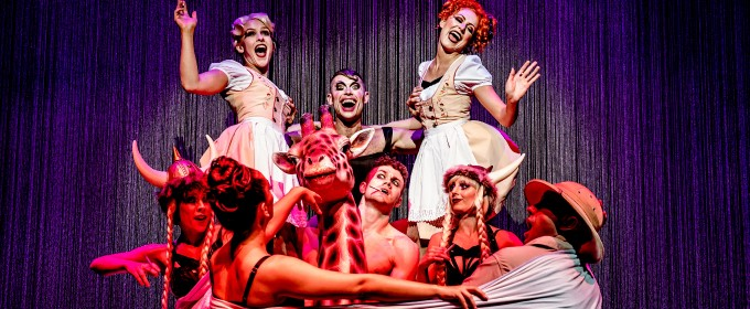 BWW Review: CABARET at Grand Théâtre