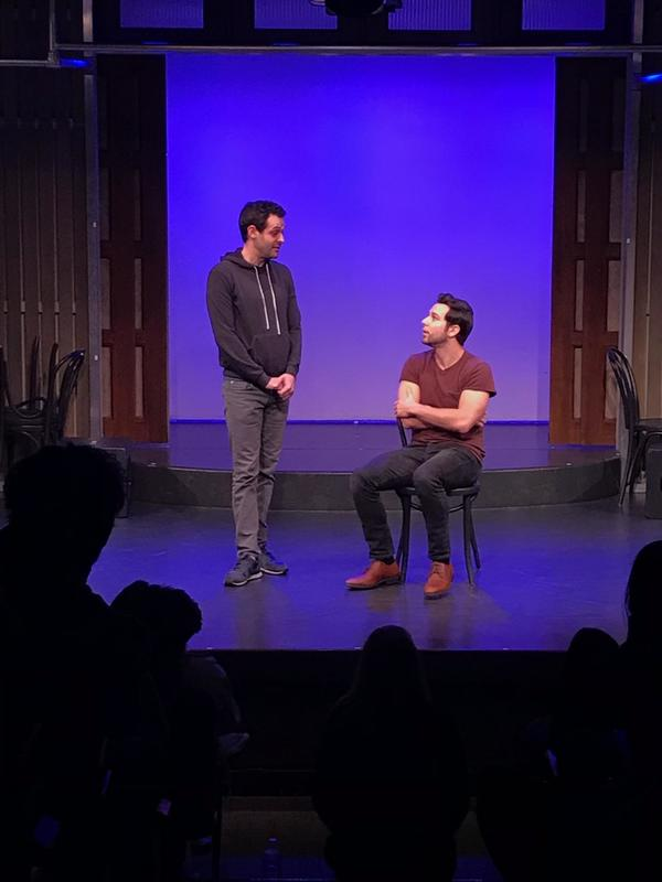 Photo Flash: See Photos of Skylar Astin and More at The Groundlings Theatre in Los Angeles