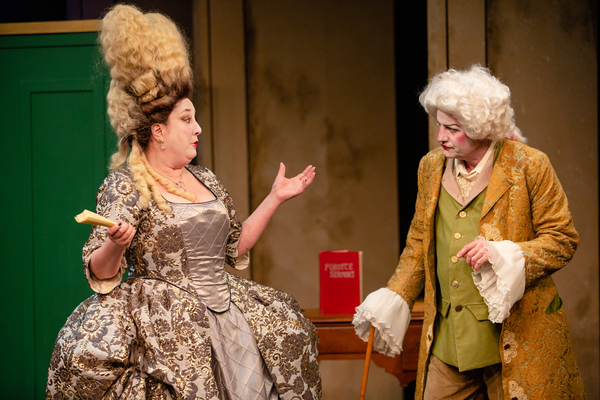 Photo Flash: THE RIVALS At Seattle Shakespeare Company