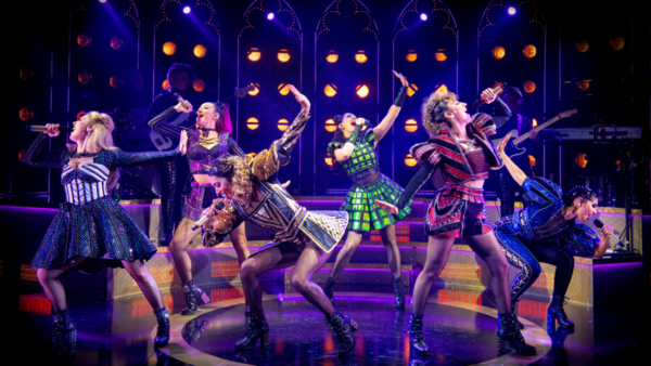 Photo Flash: Get a First Look at the Australian Cast of SIX in Action!