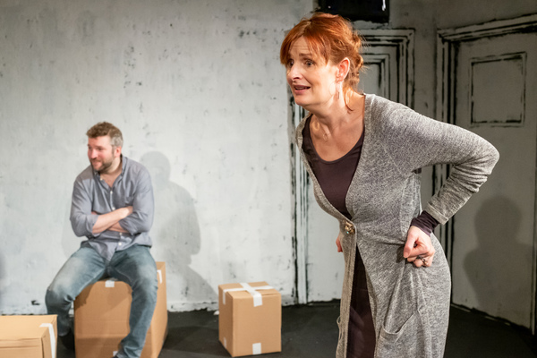 Photo Flash: First Look at Rosalind Blessed's Two Plays at the Old Red Lion Theatre