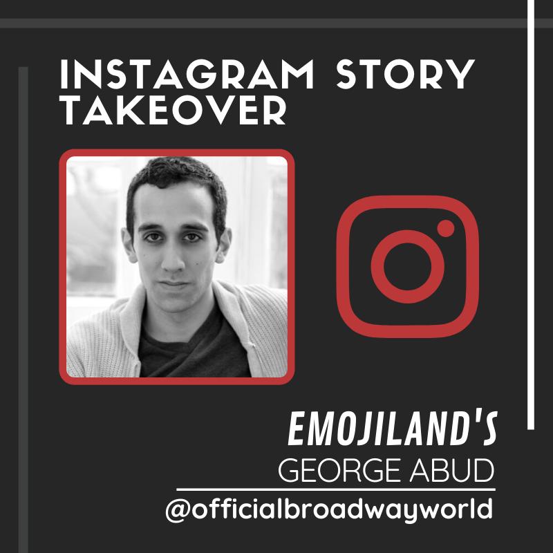 EMOJILAND's George Abud Takes Over Instagram Saturday!