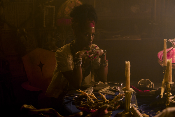 Photo Flash: Get a First Look at CHILLING ADVENTURES OF SABRINA Part 3