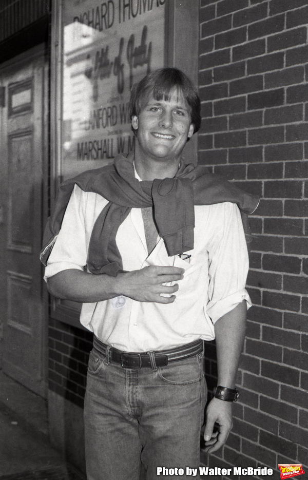 Photo Flashback: Jeff Daniels Stars in FIFTH OF JULY On Broadway In 1981
