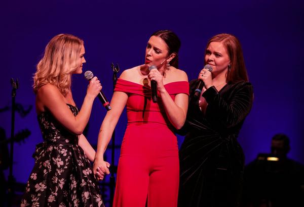 Desi Oakley, Delaney Guyer and Shannon Laurel Calkins Photo