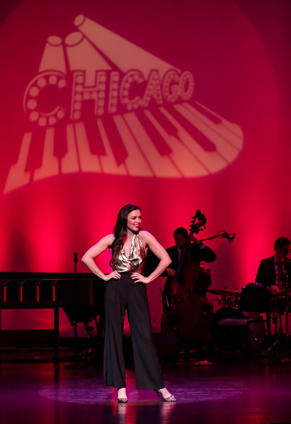 Desi Oakley - Chicago Promo Photo