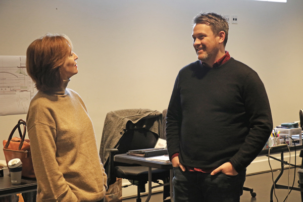 Susan V. Booth and Michael Arden Photo