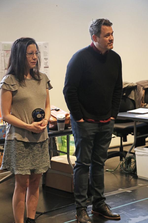 Deborah Abramson and Michael Arden Photo