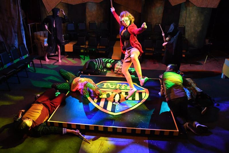 BWW Review: PUFFS at IMPRINT Theatreworks