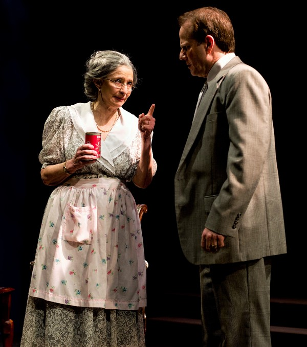 Photo Flash: First Look at DRIVING MISS DAISY at Theatre Three