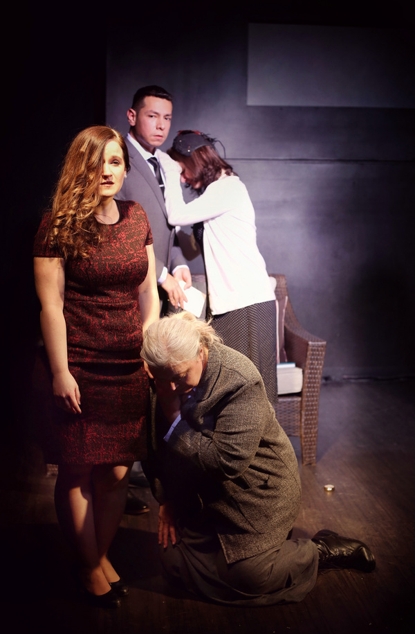 Photo Flash: First Look at Epic Theatre's SUDDENLY LAST SUMMER