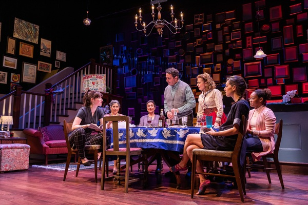 Photo Flash: Check Out Photos From WE ALL FALL DOWN at Huntington Theatre Company
