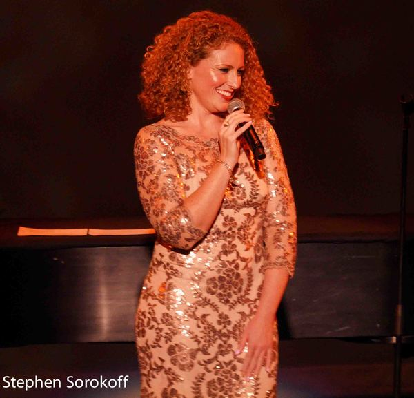 Photo Coverage: Marissa Mulder Brings I'M OLD FASHIONED To The Kravis Center