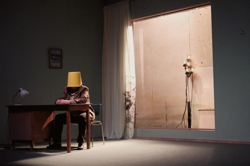 BWW Review: MEDUSA'S ROOM BY Q-THEATRE at The Finnish National Theatre
