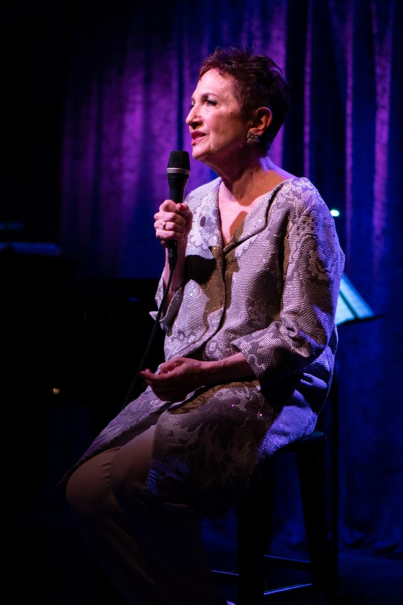 BWW Interview: Joanne Halev of LIKE A PERFUMED WOMAN at The Laurie Beechman Theatre