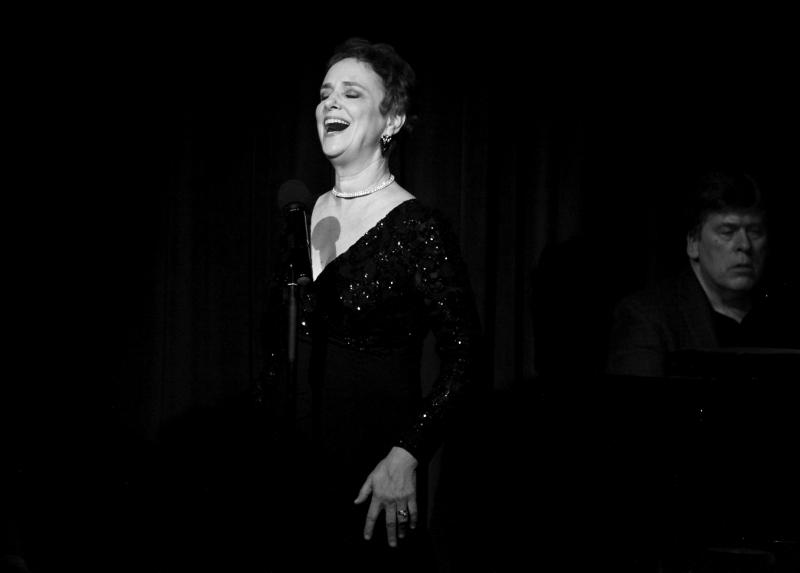 Photo Flash: Deborah Stone in HERE I AM! at The Beach Cafe