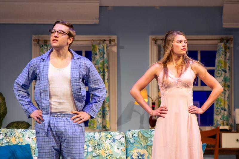 BWW Review: BAREFOOT IN THE PARK at Florida Repertory Theatre is Charmingly Comical!