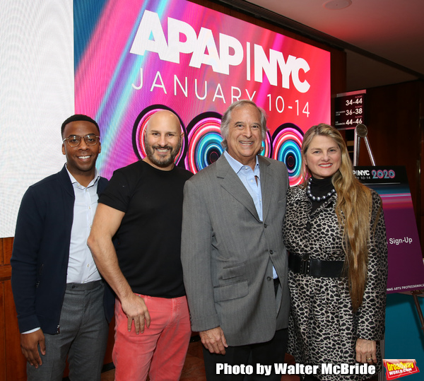 Photo Coverage: BroadwayHD and Broadway & Beyond Theatricals Debut Film Slate at APAP Conference
