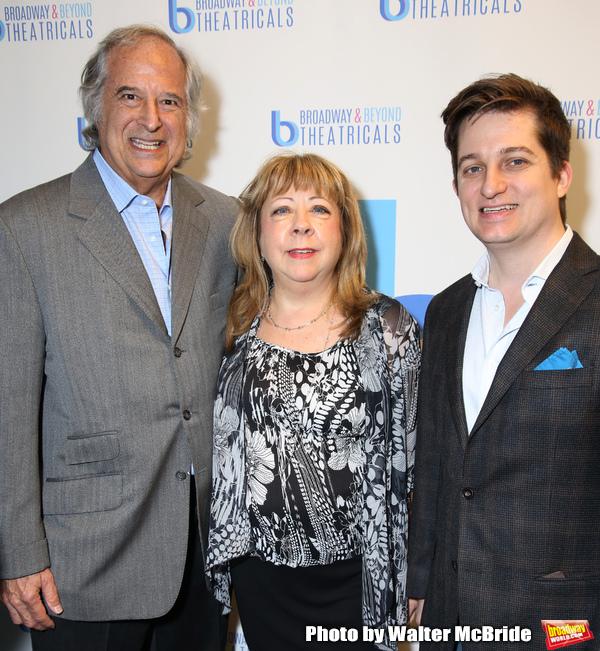 Victoria Lang, Stewart F. Lane and Ryan Bogner