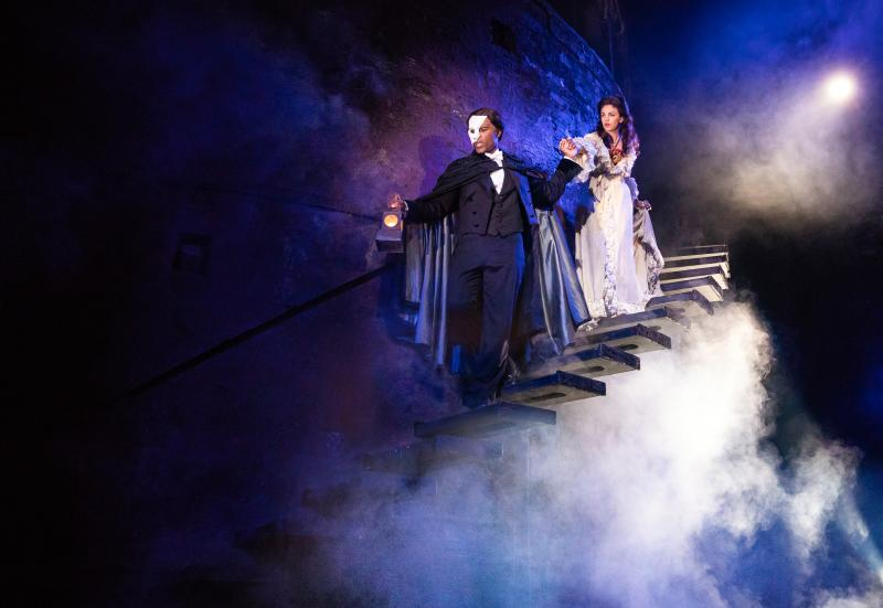 BWW Review: THE PHANTOM OF THE OPERA Is Here With A Striking Cast And Glittering Production
