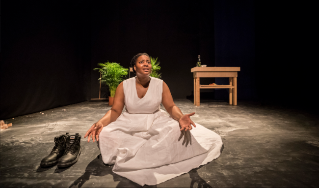 BWW Review: Selina Thompson's salt. Is Both A Release Of Rage And A Healing Ritual