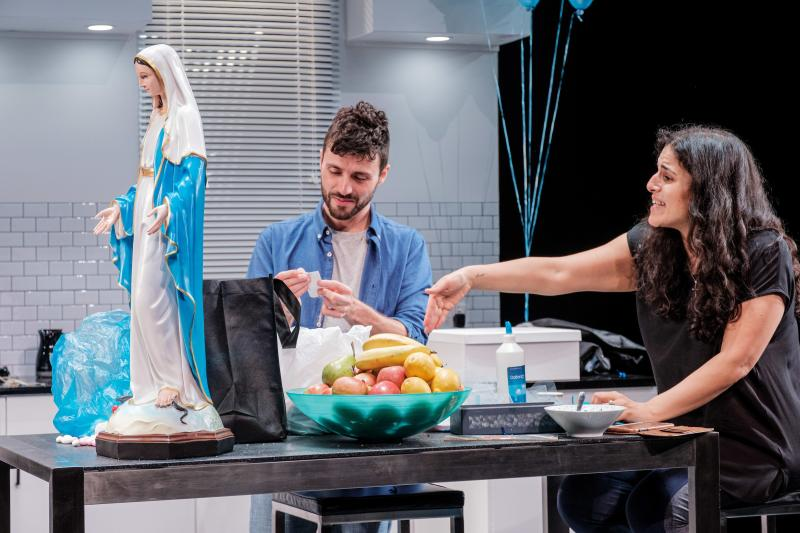 BWW REVIEW: The Coming Out Story In A Society Not Commonly Seen On Stage Is Considered In LADY TABOULI