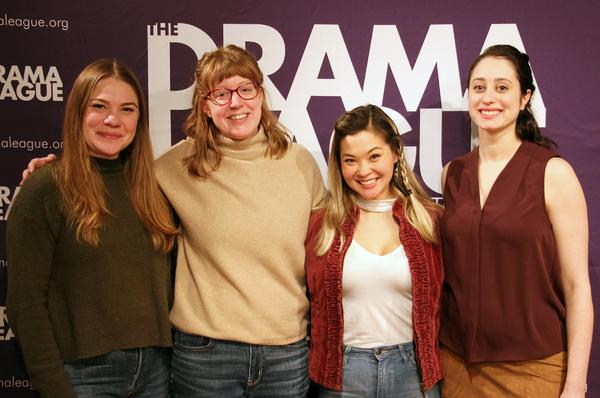 Jessie Datino, Rebecca Marzalek-Kelly, Lisa Helmi Johanson, Rachel Claire Photo