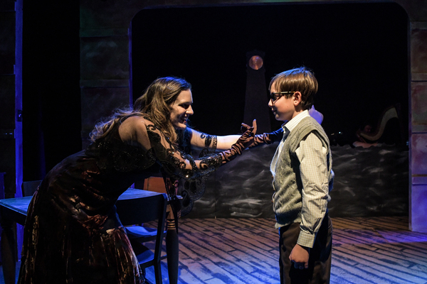 Photos: Take a Look at Photos From the Chicago Premiere of WHISPER HOUSE at The Athenaeum Theatre