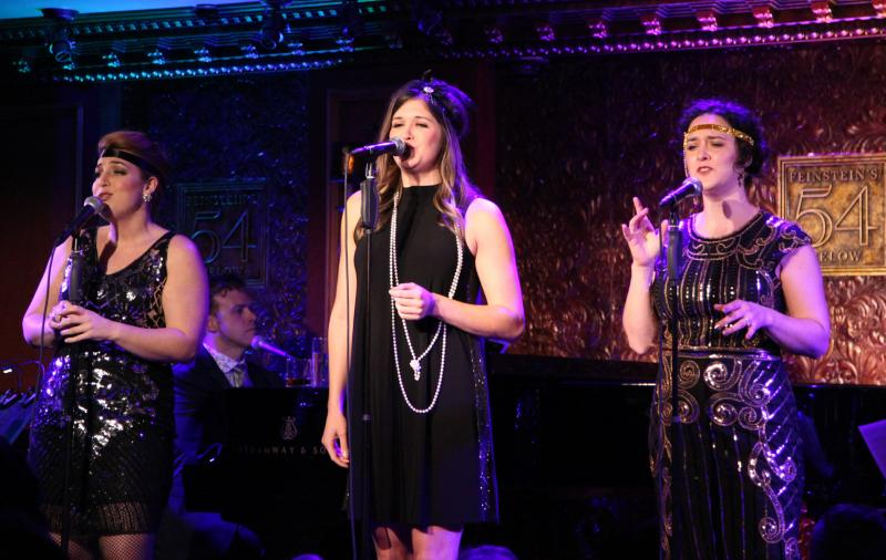 BWW Review: A Pack Of Hipsters Become Hep Cats At Feinstein's/54 Below And Bring Back A Hint Of The Roaring 20's in THE SECRET NOT-SO-SECRET SHOW