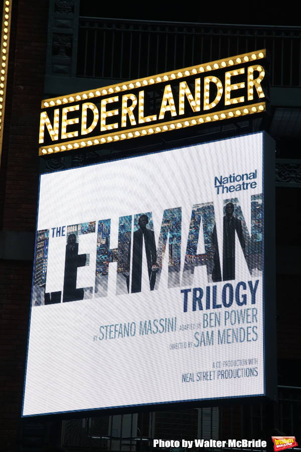 Theater Stories: RENT, PRETTY WOMAN: THE MUSICAL, THE LEHMAN TRILOGY and More About The Nederlander Theatre