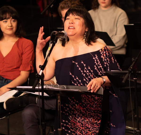Photo Flash: See Thom Sesma, Ann Harada and More At The Lucille Lortel Theatre Presentation Of SOLANA, A NEW MUSICAL