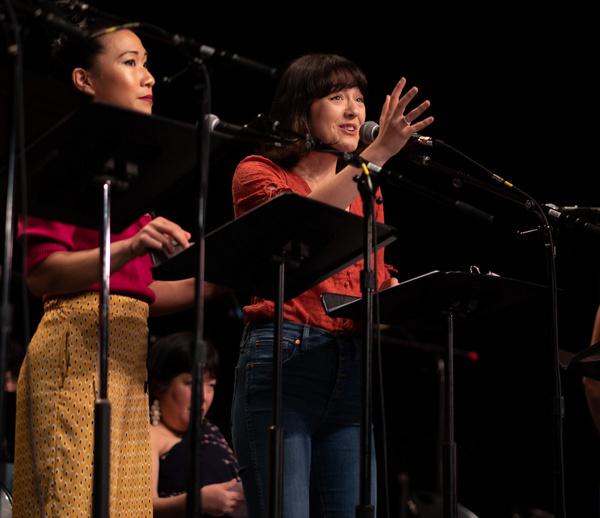 Kay Trinidad & Megumi Nakamura  Photo