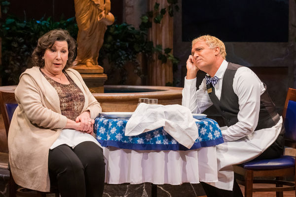 Photo Flash: Check Out Production Photos From Geva Theatre Center's SLOW FOOD