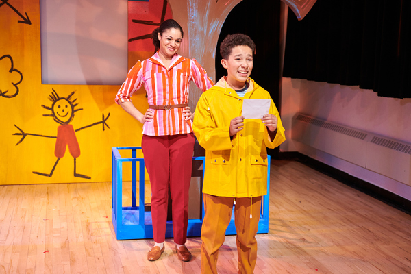 Photo Flash: Check out Photos from First Stage's THE SNOWY DAY AND OTHER STORIES
