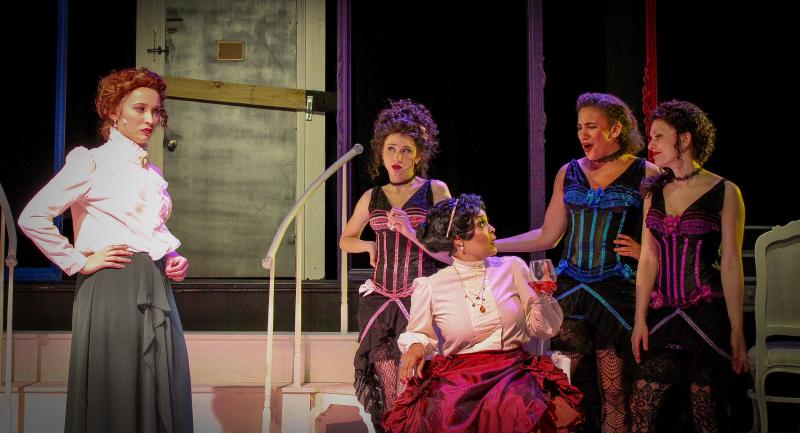 BWW Review: MADAM at .ZACK
