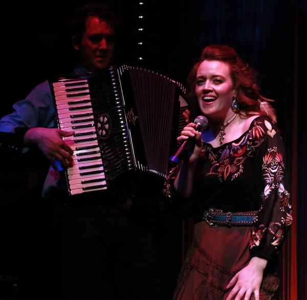 Photo Flash: Florida Studio Theatre Presents OUTLAWS AND ANGELS