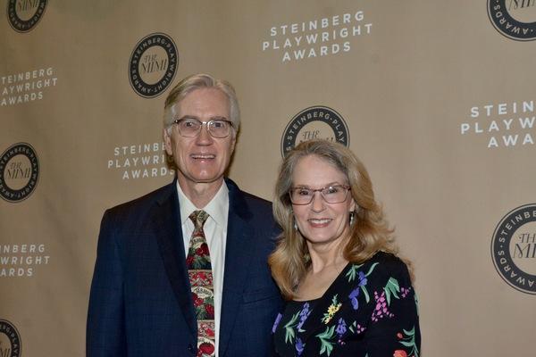 Kent Thompson (Advisory Committee) and Kathleen McCall