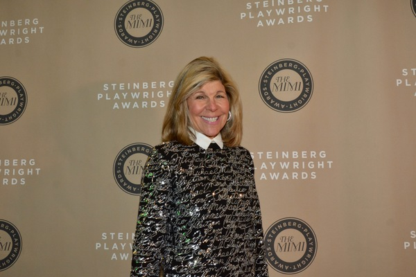 Photos: The Stars Arrive at the Steinberg Playwrights Awards