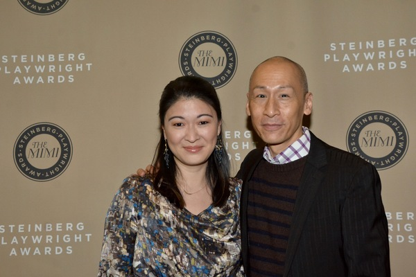 Jennifer Lim and Francis Jue Photo