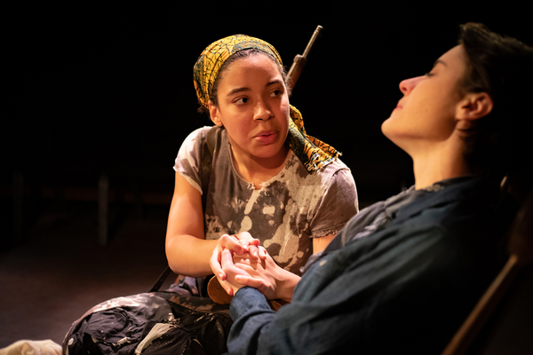 Photo Flash: See Photos From Strawdog Theatre Company's THIRST